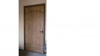 南部様(梅美台)玄関ドア2